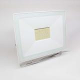 50W Slim White Flood Light 5200 lumens Wide Angle