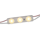 2835 Triple Led Module 0.72w 66lm Warm White IP67