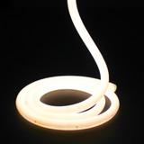 Essential LED Neon Flex , 18mm, Circular 360°, Warm White, Sold Per Metre