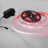 5 Metre Plug and Play LED Tape Kit, Red