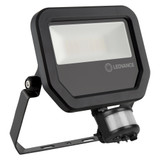 LEDVANCE 20W LED Floodlight - IP65 - With PIR - 2400Lm - 4000K
