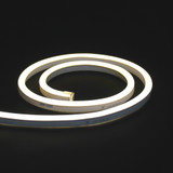 Essential Mini LED Neon Flex , 10x15mm, Horizontal Bend, Warm White, 50 Metre Reel