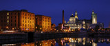 Liverpool set to replace street lights with LED lamps