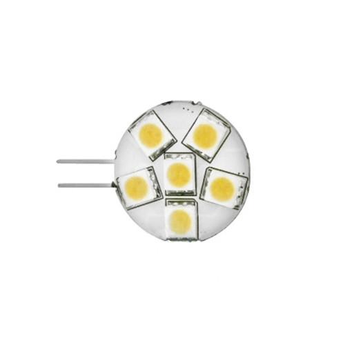 G4 DC 6 Led Warm White Led Bulb 8v-30v 1.3w=12W