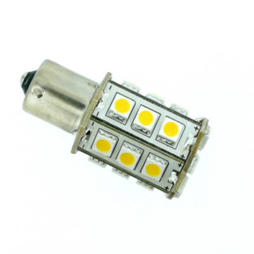 382(BA15S) 24 x 5050 Leds Cool white 4.3w = 50w