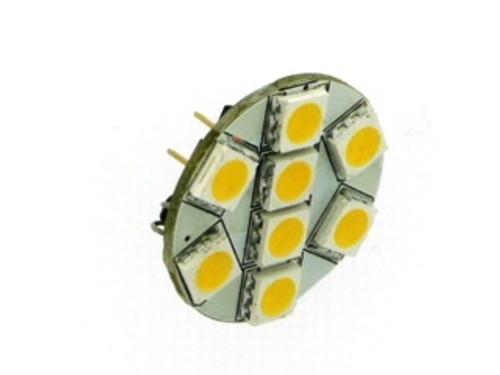 G4 DC 8 Led Cool White Led Bulb 8v-30v (2w=15W) Back Pin