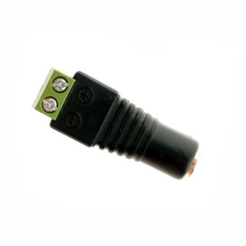 Female 2.1mm x 5.5mm PSU Plug