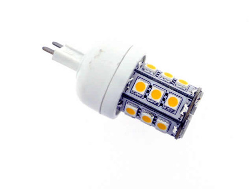 G9 240v 24 Led Dimmable Warm White Bulb (4W=40W)