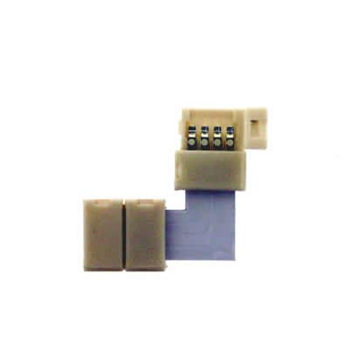 RGB 10mm Led Tape Push on Corner