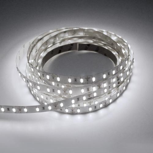 72 x 5630 Led 40 Lumen per Led 2880 Lumen 17.5 Watt Per Metre Cool white