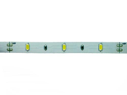 1200 Lumen 12v 7.2W 3000K Warm White 30 x 5630 Per Metre Led Tape (5 Metre reel)
