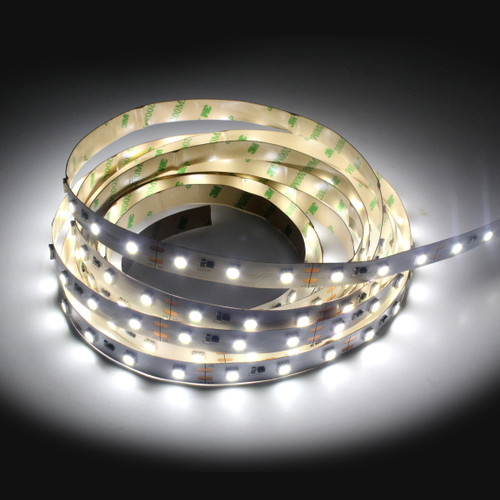 48 x 5050 Led Tape Cool white 9.6 Watts (960 Lumen) Per Metre 12-16V DC