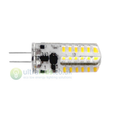 G4 48 Led Cool White IP67 Waterproof 12v AC/DC 360 Lumen (Default)