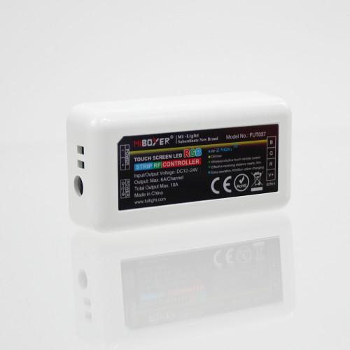 Receiver Unit 4 Zone 12/24V, For RGB LED Tape