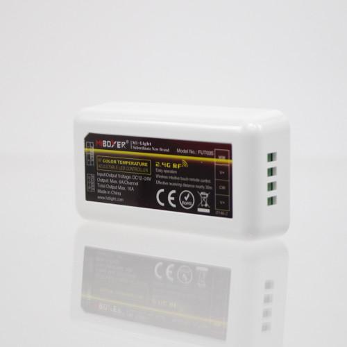 Receiver Unit 4 Zone 12/24V, For Single Colour LED Tape