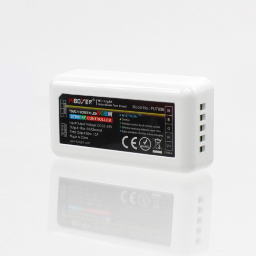 Receiver Unit 4 Zone, 12/24V, For RGBW LED Tape