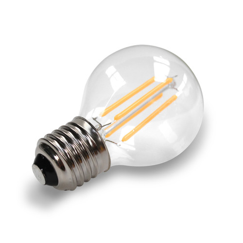 3.5w G45 Golf Ball LED Filament Bulb (E27)