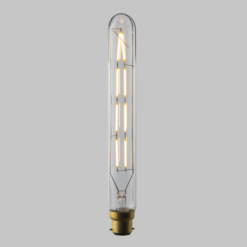 6W Dimmable T30 LED Filament Bulb Bayonet Cap (B22)