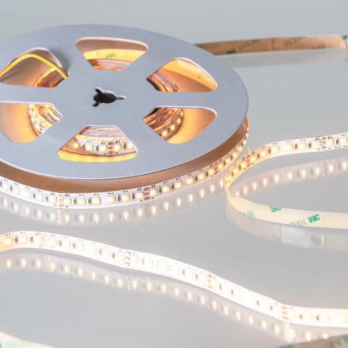 24V Super Bright Cool To Warm Colour Tunable LED Tape, 2700k to 6000k, 18W, IP20 (5m Reel)