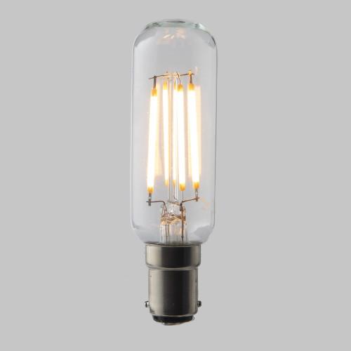 Pygmy T25-4 LED Filament Bulb Lamp - (B15) Small Bayonet Cap 3.2w - Dimmable