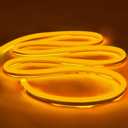 Top View Display LED Neon Flex, 15x26mm, Amber