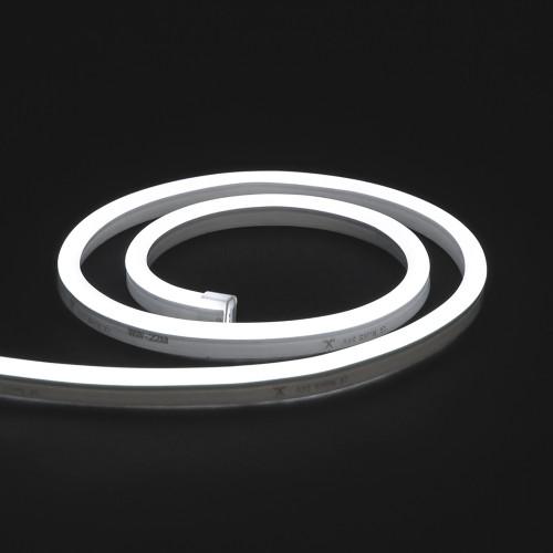 Essential Mini LED Neon Flex , 10x15mm, Horizontal Bend, Cool White, Sold Per Metre