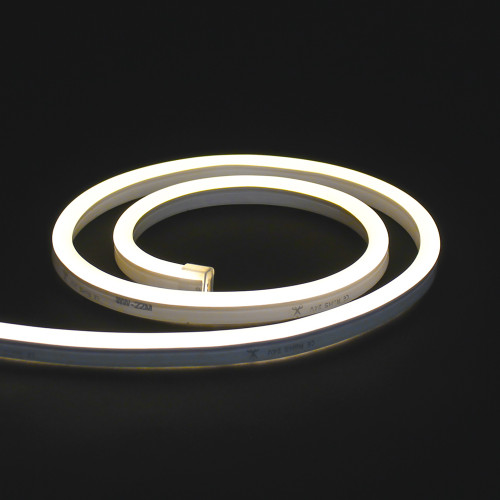Mini Display LED Neon Flex , 10x15mm Top View, Warm White