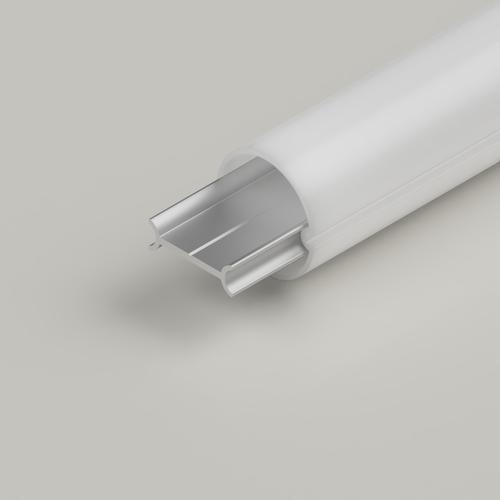 Circular 360º Degree Water Resistant IP65 Profile 20.5mm, 2 Metre Length