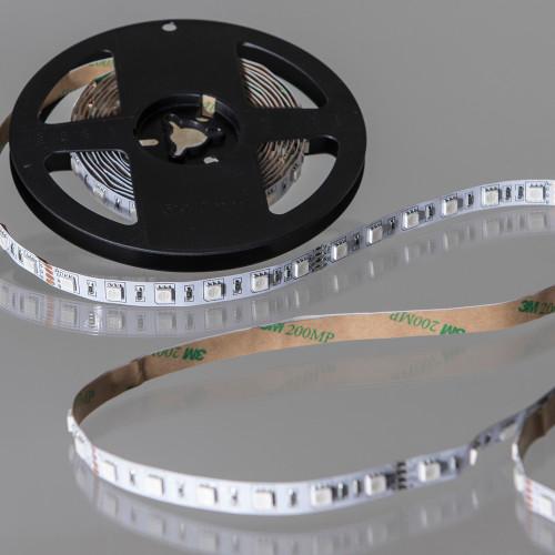 24V Tagra® LED Tape, RGB + Cool White 6000K Colour Changing, 18w p/m, IP20 (5m Reel)