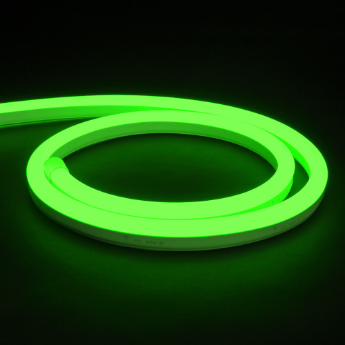 Essential LED Neon Flex , 15x26mm, Horizontal Bend, RGB Colour Changing, Sold Per Metre