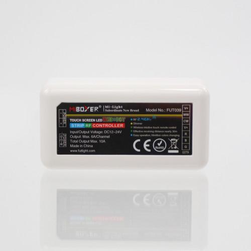 Receiver Unit 4 Zone 12/24V, For RGBCCT LED Tape