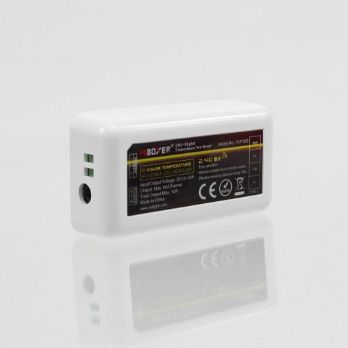 Receiver Unit 4 Zone 12/24V, For CCT LED Tape