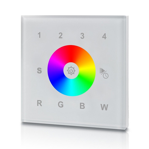 Elencho RGBW Wall Controller 4 Zone