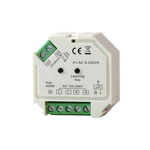 ELENCHO Triac Controlled ON/OFF for A/C 100 - 240 Volt 400w
