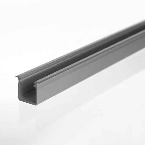Extra Deep V2 With Trim Profile Channel, Silver, 2 Metre Length
