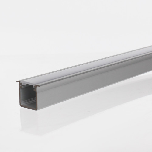 Extra Deep V2 With Trim Profile Channel, Silver, 3 Metre Length