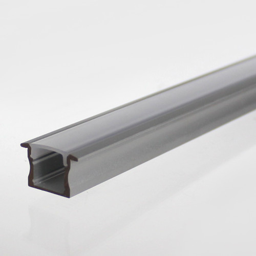 Extra Deep With Trim Aluminium Channel 23x14.5mm, Silver 3 Metre Length