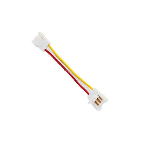 New Gen Snap Connector | 10mm Corner Connector - 3 Core (5cm cable)