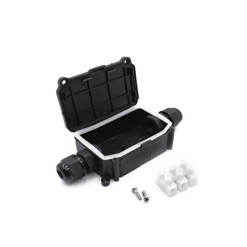 3 Core CCT Single Outdoor colour Connector Box 10A