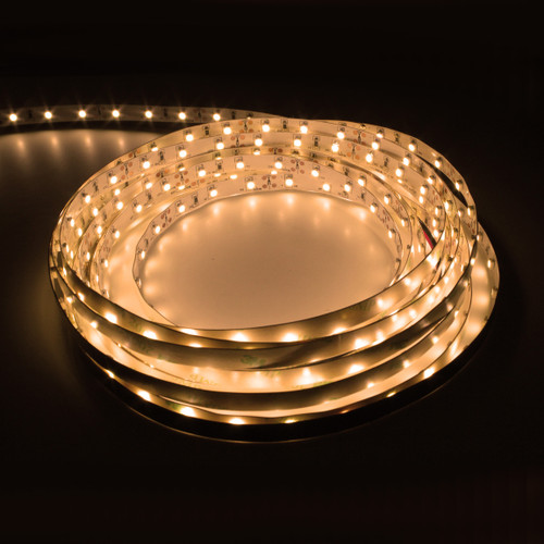 300 x 3528 Led Tape / 1500 Lumen 12V 24W Warm White 2700k Ribbon Led