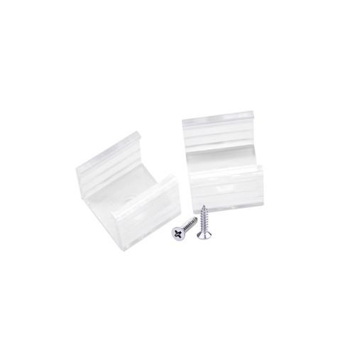 Viso Linear Lighting System Plastic Mounting Bracket