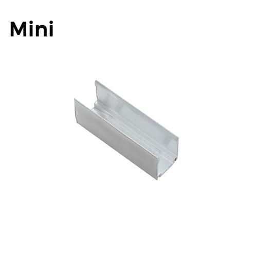 LED Neon Flex Mini Aluminium Track Mounting Bracket - 5cm Clip
