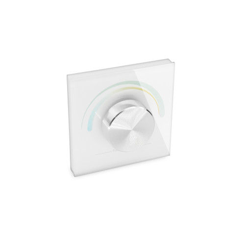 Elencho CCT Warm White & Cool White Wall Mounted Controller 12v 24v