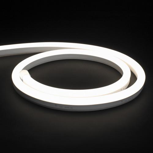 Essential LED Neon Flex , 15x26mm, Horizontal Bend, Neutral White, Sold Per Metre