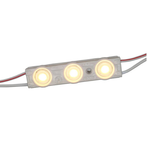 2835 Triple Led Module 0.72w 66lm Warm White IP67