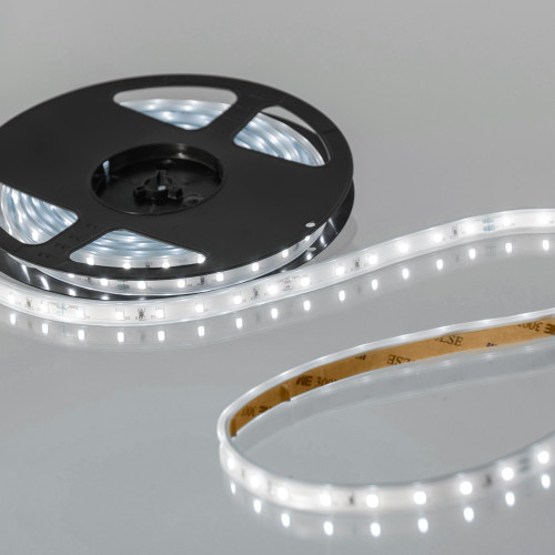 Ready to Connect LED Tape by Ultraleds, Cool White, 4.8w p/m (5m Reel)