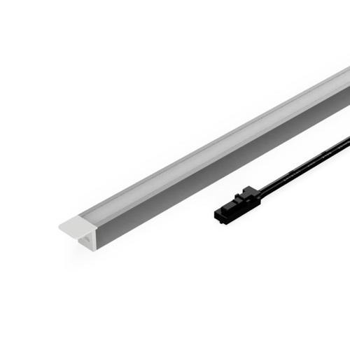 Easy to Use Mini Recessed LED Light Bar 300mm, Warm White, 12V