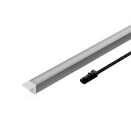 Easy to Use Mini Recessed LED Light Bar 300mm, Neutral White, 12V