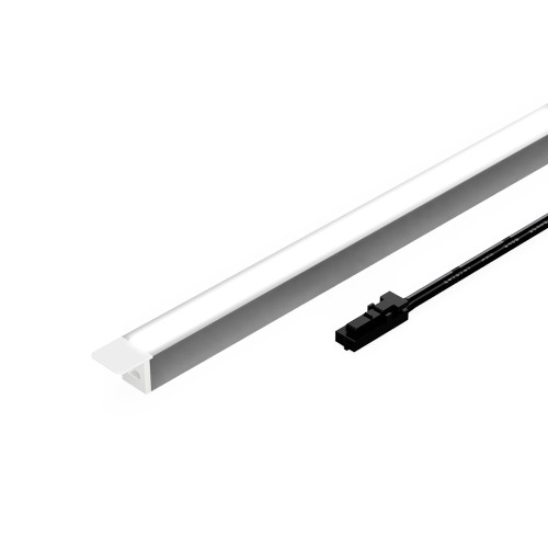 Easy to Use Mini Recessed LED Light Bar 300mm, Neutral White, 12V