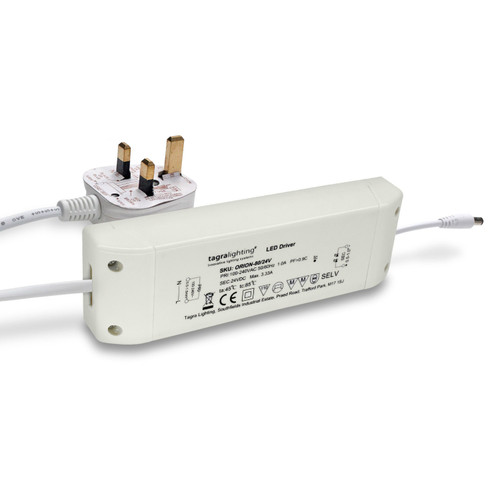 Premuim Orion Plug and Play Driver by Tagra® - 80 Watt